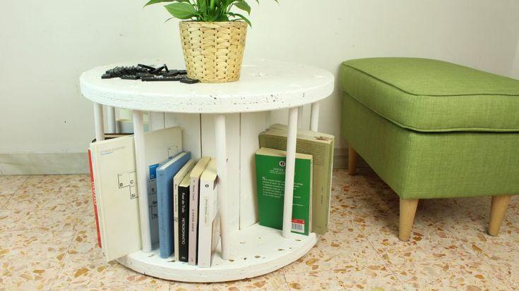 Green furniture- small stool