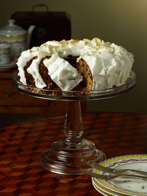 Old Fashined George Washington Cake Recipe
