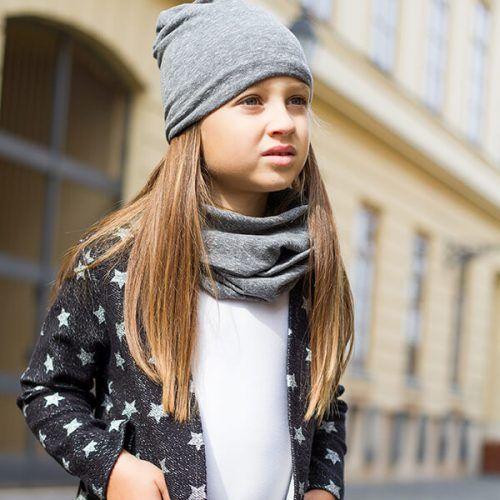 Szürke sapka - Bozoki Kids Fashion
