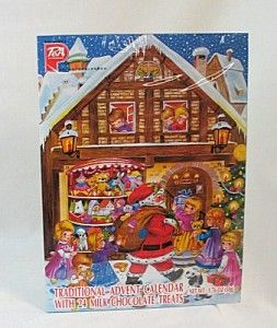 I have this exact advent calendar!