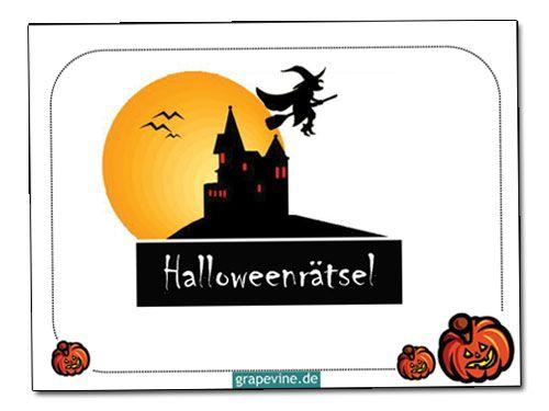 Das ist das Intro unseres Halloweenrätsels. Ein garantiert lustiges und spannendes #Halloweenspiel für Kinder zu #Halloween2014