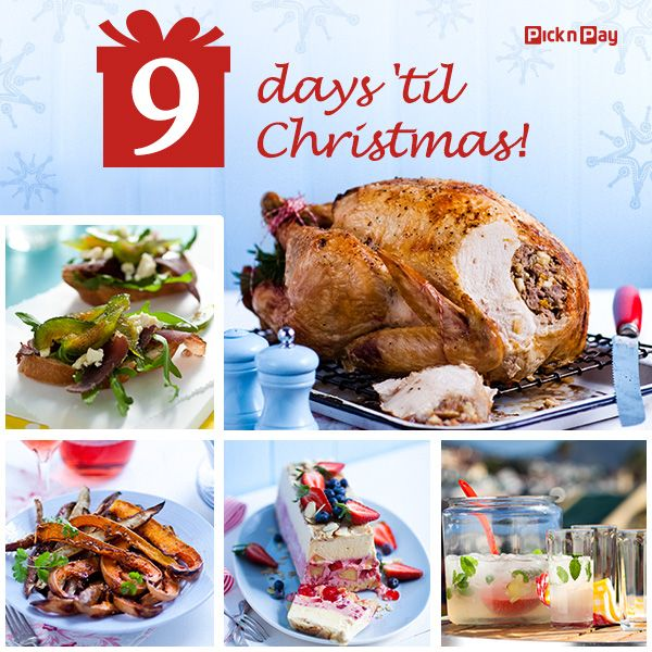 Here's how to do a #Christmas #menu the SA way! What makes #Christmas in SA special for you? >> http://ow.ly/rNKWP