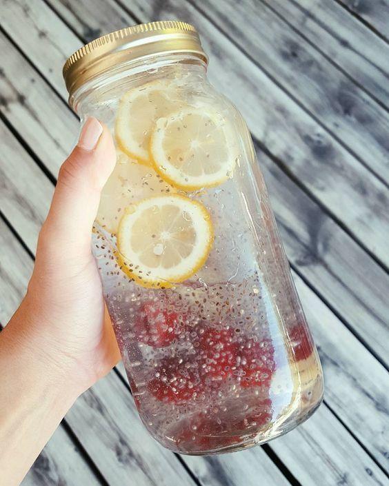 Chia-Wasser: der leckerste Diät-Drink | ELLE...
