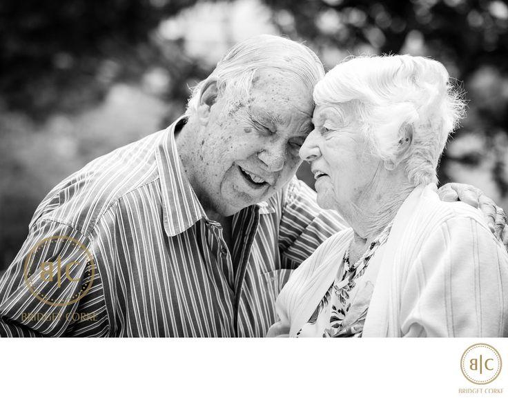 Bridget Corke Photography - Outdoor Photograph of Grandparents: