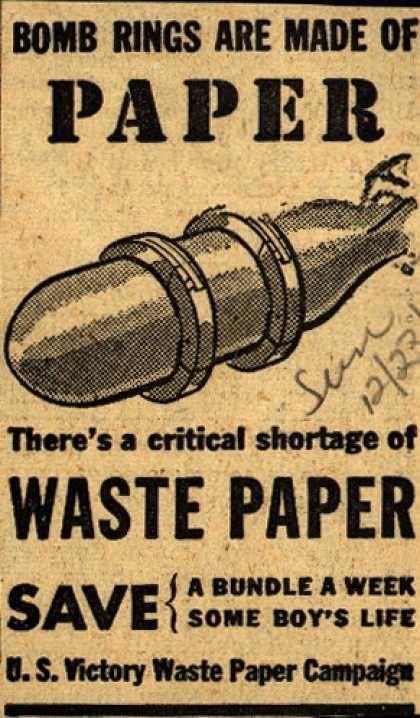 Ww2 propaganda thesis