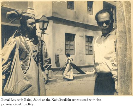 The article speaks about the brilliant performances of actor Balraj Sahani. He was a great character artist and at par with Raj Kapoor and Dilip Kumar in serious roles.
