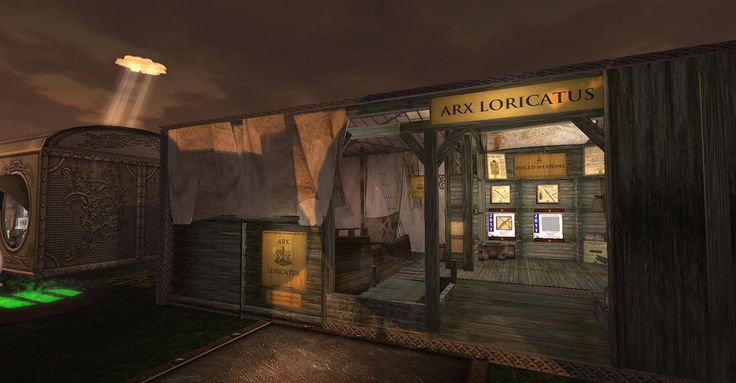 Fantasy Faire 2011 - Nemo Revisited - Ars Loricatus Shop_001