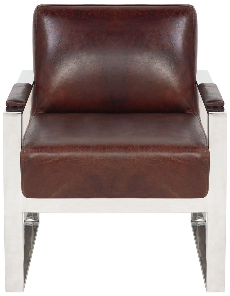 Parkgate Leather Arm Chair