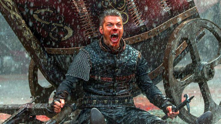 TRAILER: Das erste Gemetzel aus der neuen Staffel 'Vikings' - Hier im Trailer!  Die Wikinger sind wieder los! Der neue Trailer zu Vikings Staffel 5 offenbart ein Gemetzel mit Ragnars Söhnen mittendrin. Der Trailer und alle Infos zum Staffelstart hier! >>> https://www.film.tv/go/38804-pi  #Vikings #Season5 #Staffel5