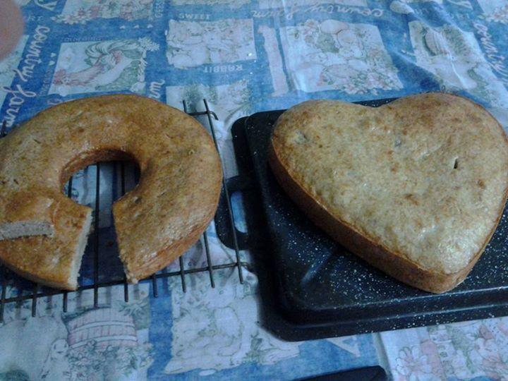Receta de Bizcochuelo de Frutilla ~ Chica Chef - Recetas Rápidas de Cocina