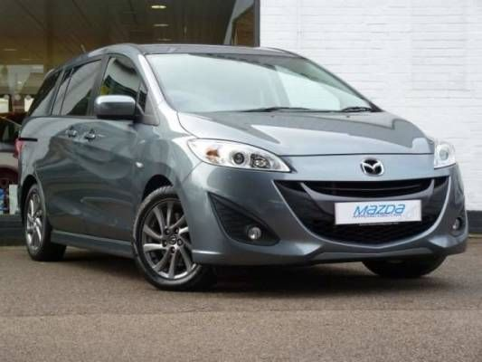 Used 2012 Reg) Dolphin Grey Mazda 5 Venture Edition For Sale On RAC Cars