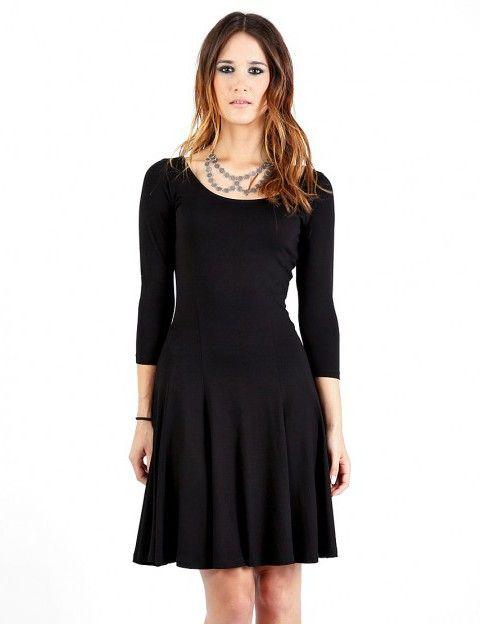 Clos black dress