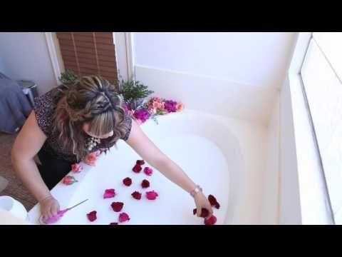 Milk Bath Maternity Tutorial DIY  How to do a milk bath maternity session tutorial!  www.maitemphotography.com www.instagram.com/maitemphotography www.facebook.com/maitemphotography  Photography by: Maite Photography  Hair & Makeup: Monique Flores www.instagram.com/moniqueflores83  Flower Crown by: the Wild Flower az www.instagram.com/thewildfloweraz