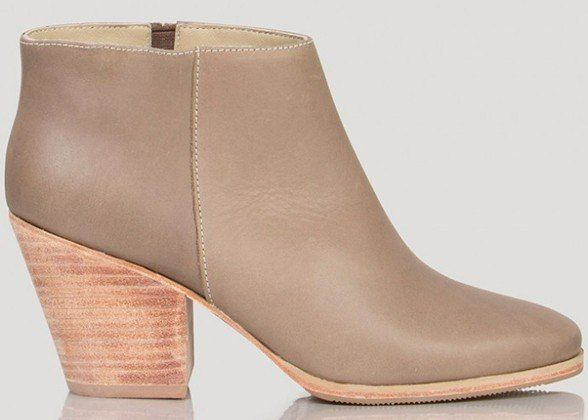 Five Essential Boot Styles Every Woman Should Own. Heeled Bootie Comfier than pumps and endlessly versatile, an ankle boot with a chunky, low heel (I'm talking three inches or less) is a seasonless staple you'll wear on a several-times-weekly basis. Click through to shop heeled booties.