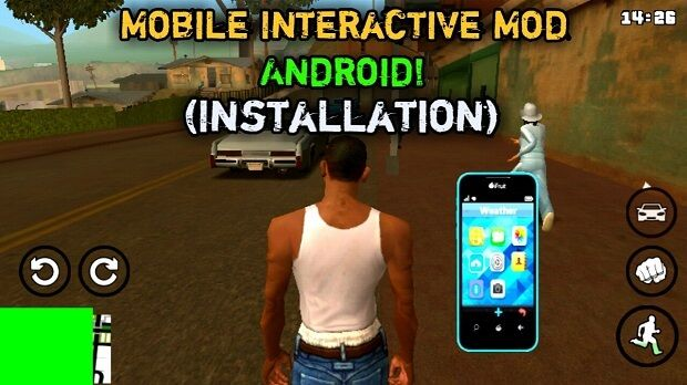 Gta San Andreas Mod Apk Normal Mod Apk Obb Free Download For