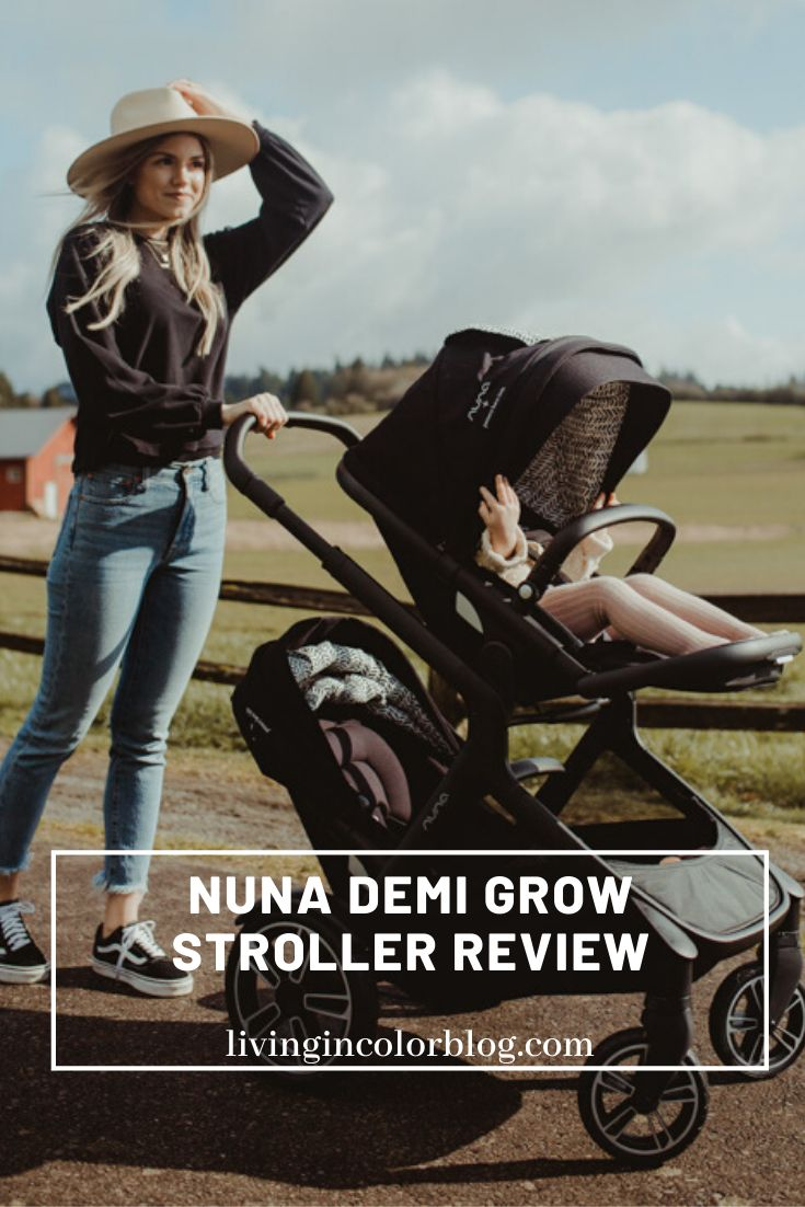 Nuna DEMI Grow Stroller Review in 2020 Stroller reviews