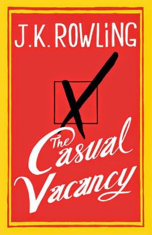 FREE EPUB EBOOK DOWNLOADS: The Casual Vacancy - J.K. Rowling on LIBRA-E.blogspot.com