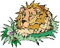 aesop's fables activities - lion and mouse