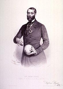 Joseph Hyrtl (1810 - 1894) - Anatomist