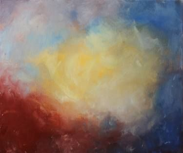 Red, Yellow and Blue 2 by Eugene Ivanov, oil on canvas, 50 X 60 cm, $1390. #eugeneivanov #@eugene_1_ivanov #modern #original #oil #watercolor #painting #sale #art_for_sale #original_art_for_sale #modern_art_for_sale #canvas_art_for_sale #art_for_sale_artworks #art_for_sale_water_colors #art_for_sale_artist #art_for_sale_eugene_ivanov #abstract