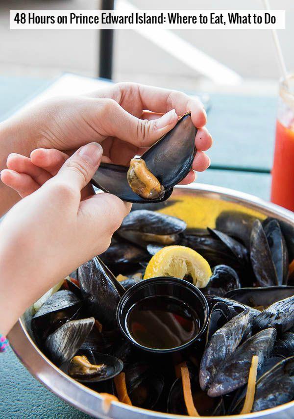 Prince Edward Island Mussels - BoulderLocavore.com