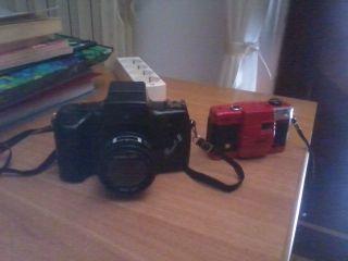 macchine fotografiche analogiche