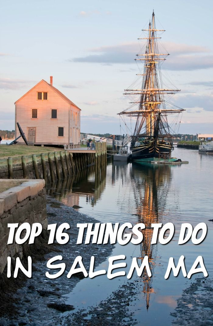 Wondering the best things to do in Salem MA while visiting? These 16 places will teach you all about the Salem Witch Trials and the events that took place.