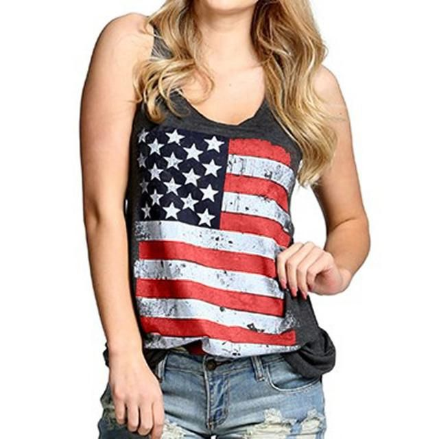 Going fast! Get your hands on Womens Flag Printing Tank Tops while you can! 🙌 http://treasure-and-trash.com/products/womens-flag-printing-tank-tops?utm_campaign=crowdfire&utm_content=crowdfire&utm_medium=social&utm_source=pinterest