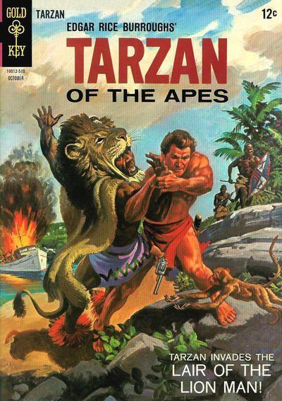 Tarzan of the Apes 153