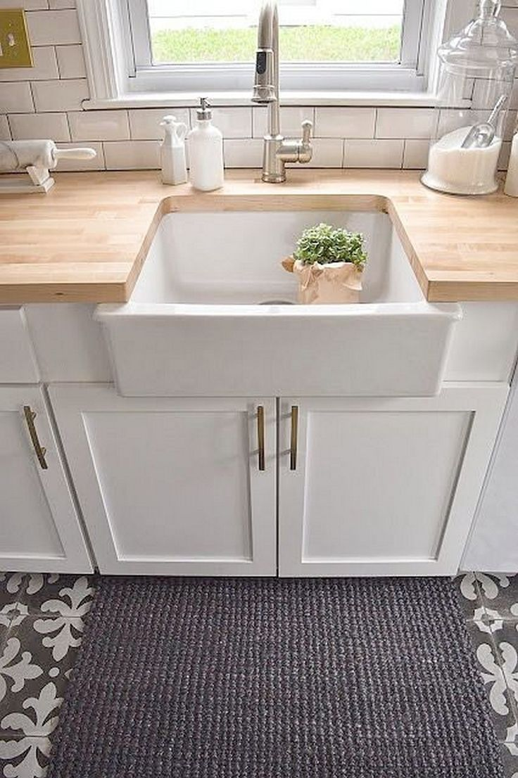 71 IKEA Farmhouse Kitchen Sink (With images) Kitchen
