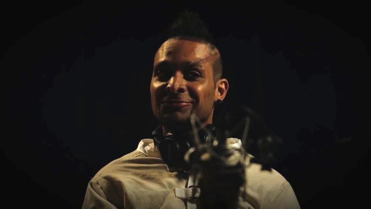 Prepare yourself to meet Vaas (Michael Mando) in person!  When Ubisoft looked for actors to record the Far cry 3 characters, they searched for performers who could bring more than just a voice - and found them... This is the story of The Voice of Insanity.