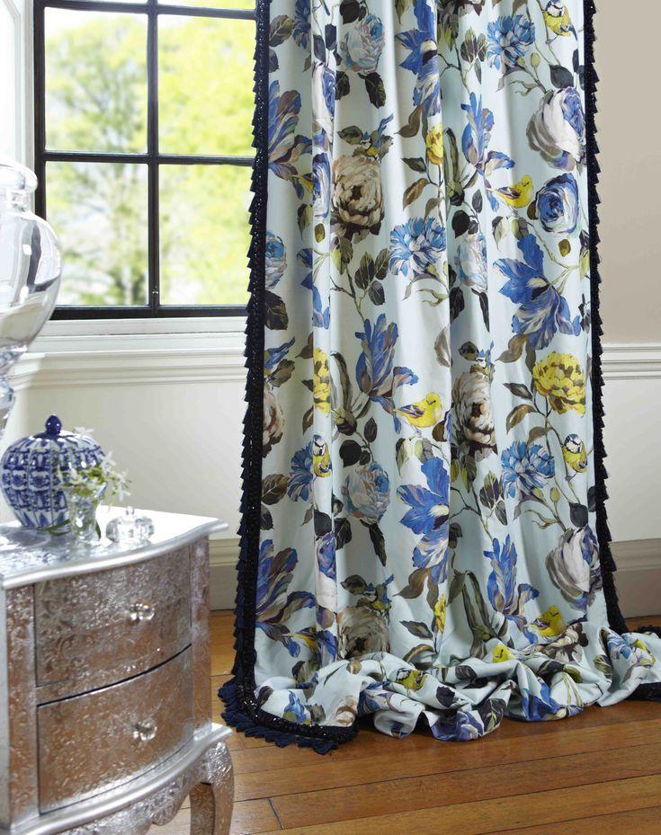 COUNTRY GARDEN fabric