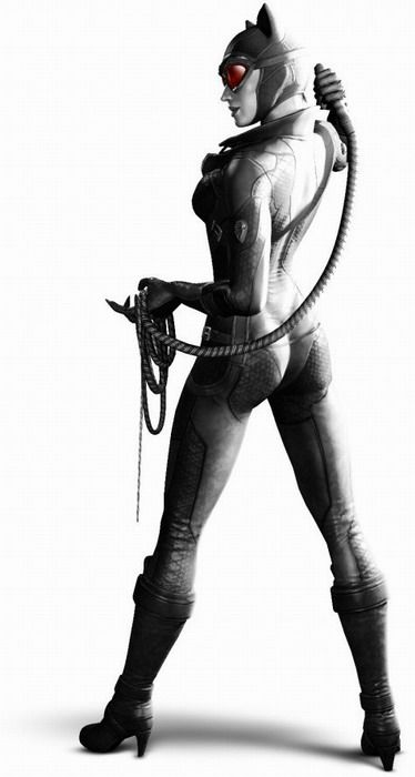 Batman Arkham City - Catwoman