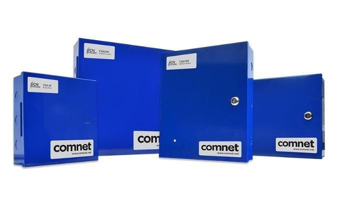 ComNet enters access control market