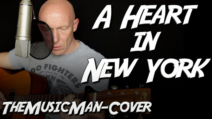 A heart in New York (Simon & Garfunkel) | TheMusicMan-Cover