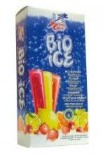 Bio Ice - Ghiacciolo - Un break rinfrescante e goloso per grandi e per piccini. Preparato liquido pastorizzato pronto da congelare per ghiaccioli, senza zucchero, dolcificato con succo d'uva e senza coloranti artificiali.