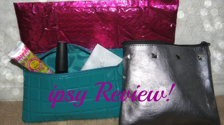 ipsy Review!