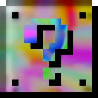 8-Bit Shiny Block by shinybulblax