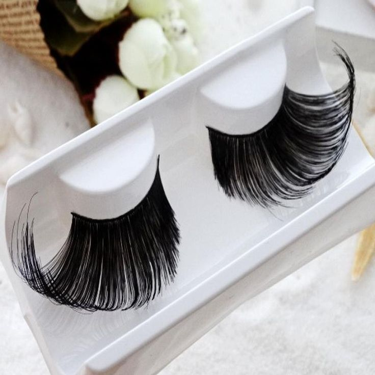 maquiagem eyelashes cilios soft handmade long creative False eyelashes stage catwalk eye lashes profissional