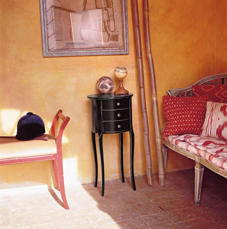 Tavolino in stile classico modello Kao di Tonin Casa