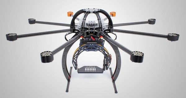 See the Droidworx Skyjib Airframe 5 and other high-tech drones for sale now