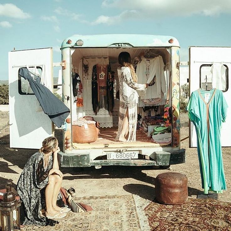 Nomad Bohemian Boutique • Spain's Original First Fashion Truck • Book us for private parties & events • Mobile 0034 669386574 • ONLINE SHOP ⬇️⬇️