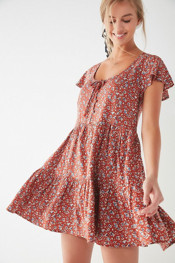 19++ Tiered babydoll dress ideas in 2021