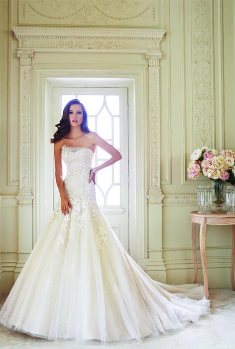 Sophia Tolli Bridal For Mon Cheri At Estelle S Dressy Dresses In Farmingdale Ny Wedding