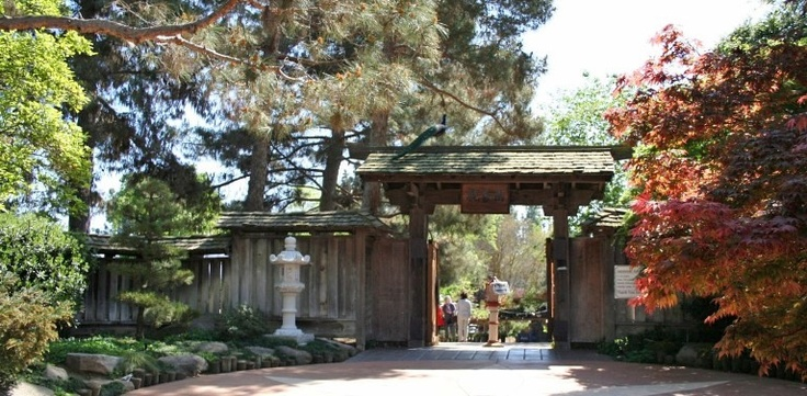 The Shinzen Friendship Garden A Japanese Garden In