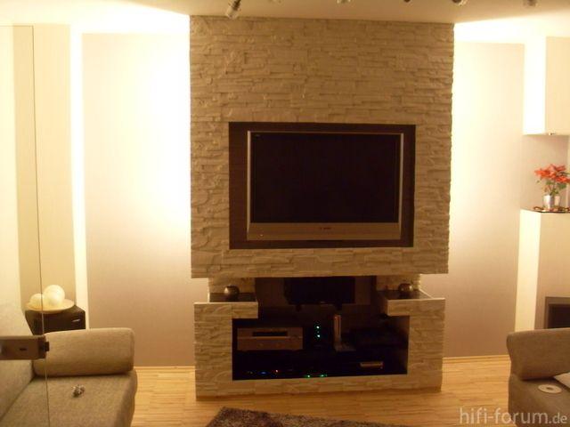 die besten 25 steinwand wohnzimmer ideen auf pinterest tv wand aus stein kamin akzent w nde. Black Bedroom Furniture Sets. Home Design Ideas