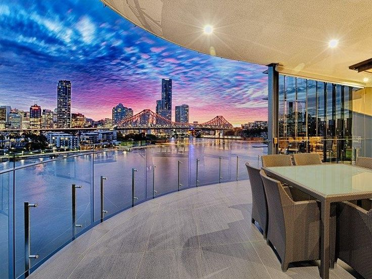 Multi Million dollar Pietra Apartments, New Farm, Qld, Australia