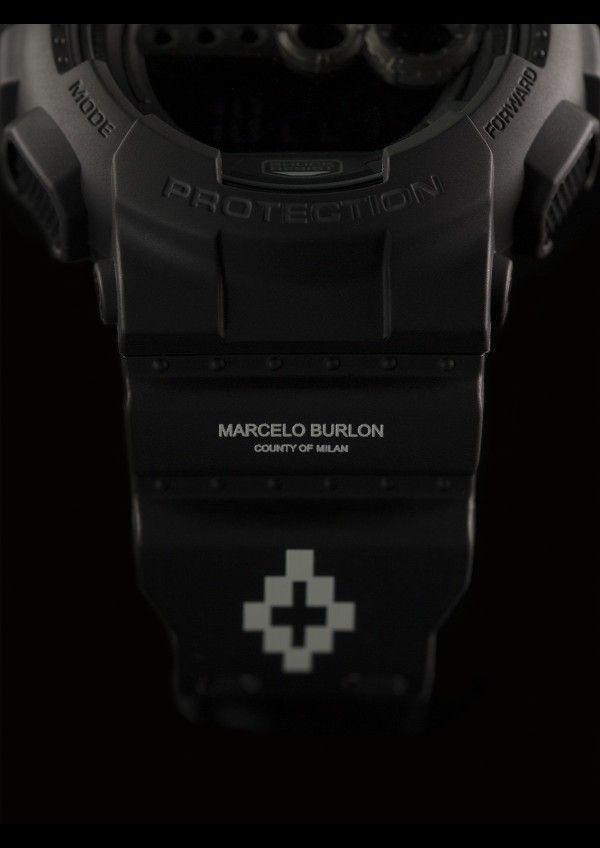 G-SHOCK x MARCELO BURLON COUNTY OF MILAN CRUZ