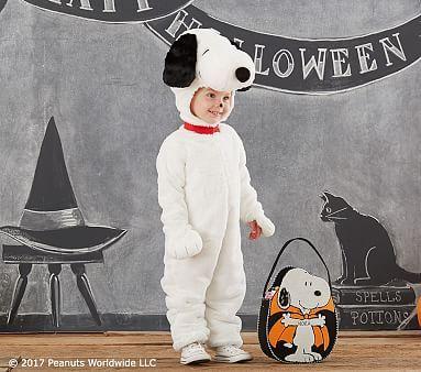 Toddler Snoopy Costume $79 | Pottery Barn Kids 2017