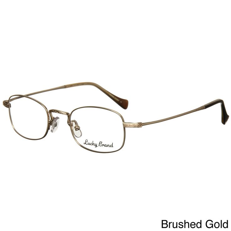 Lucky Brand 'Miles' Men's Optical Eyeglasses